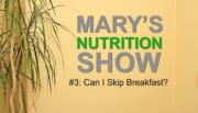 Nutrition video web series